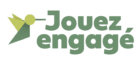 """Logo """"Jouez engagé"""""""